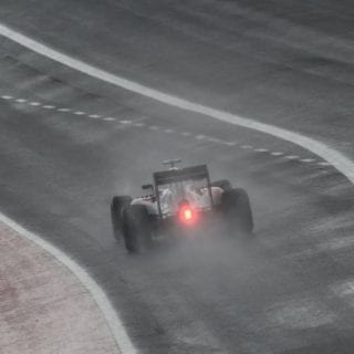 Hurricane Weather Hits COTA Hurricane Racing