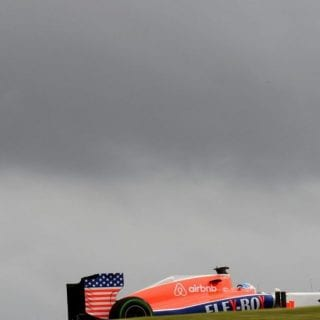 Hurricane Weather Hits United States Grand Prix Photos