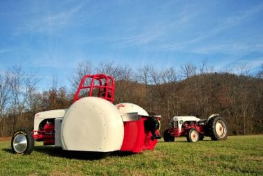Jack Donohue 8N Credible Motorsports Ford Tractor Photos