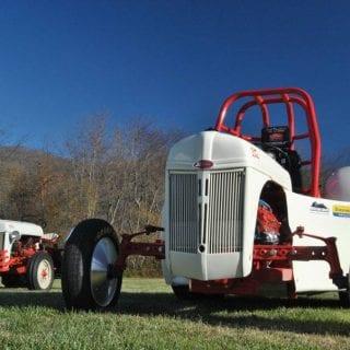 Jack Donohue 8N Credible Motorsports Tractor Photos