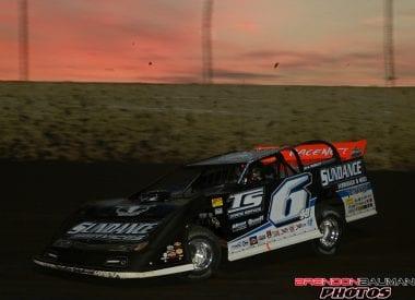 Jonathan Davenport Wins Tarheel 50 at Tri-County Race Track