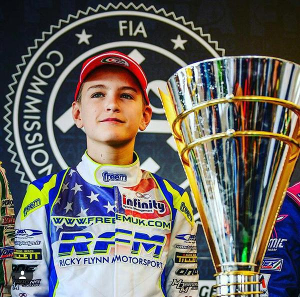 Karting News - The Latest Headlines from the Open Wheel