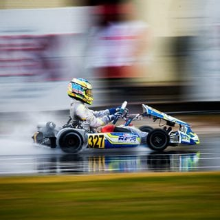 Logan Sargeant Takes the 2015 KFJ World Championship 2015 wsk champions cup