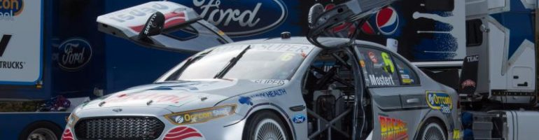 Pepsi Max Back to the Future V8 Supercar