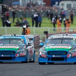 Pepsi Max V8 Supercar Photos Prodrive Racing