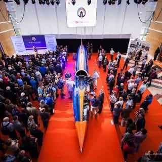 1000mph Bloodhound SSC Car Photo