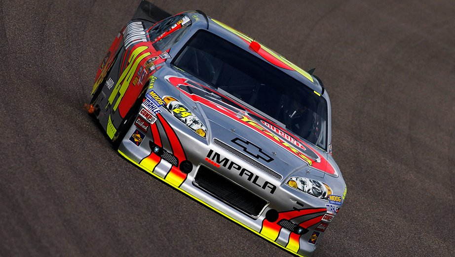 2012 Jeff Gordon Dupont 20th Anniversary Paint Scheme