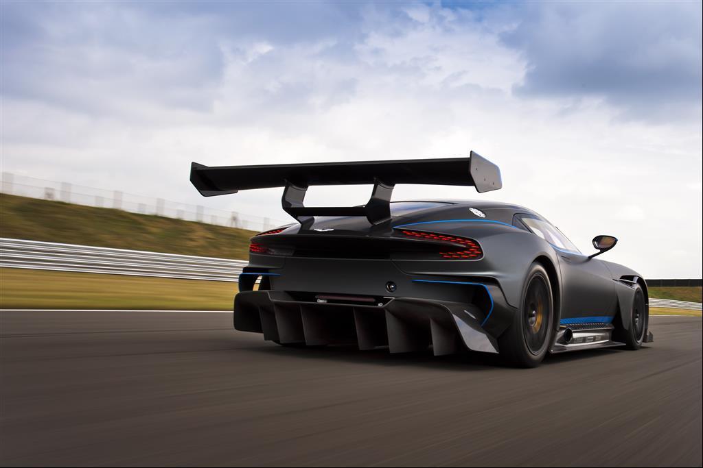 Aston Martin Vulcan Photography