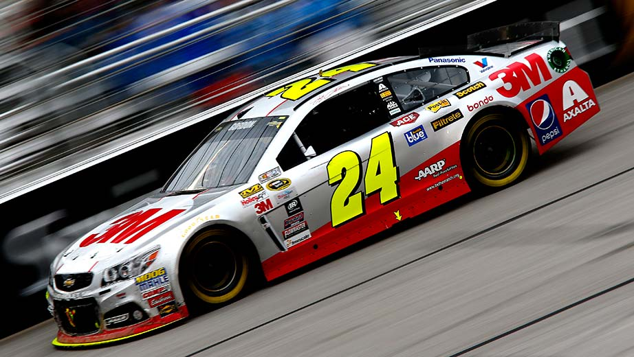 2015 Jeff Gordon 3M Paint Scheme