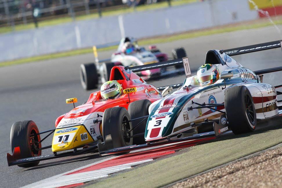 2015 MSA Formula Silverstone Results