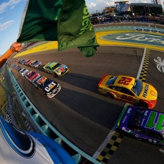 2015 NASCAR Cup Homestead-Miami Speedway Results