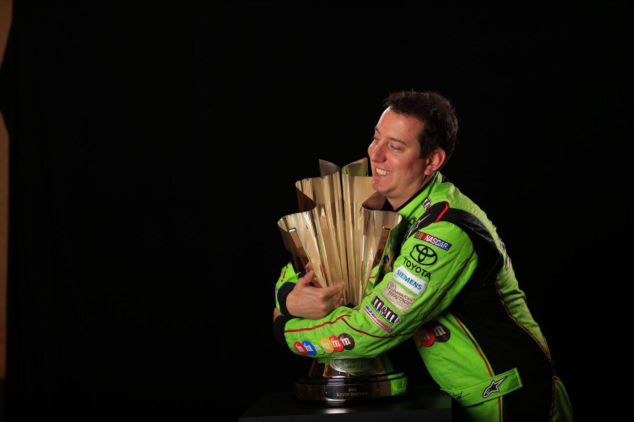 2015 NASCAR Cup Series Standings