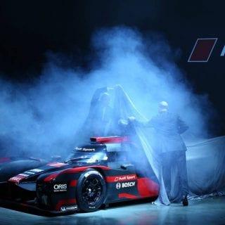 2016 Audi R18 LMP1 Car for FIA