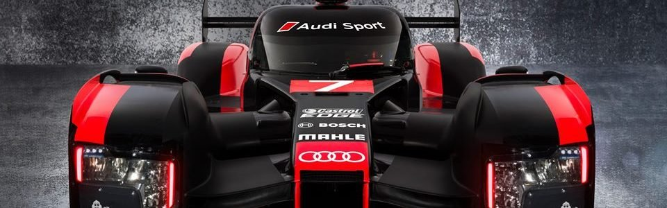 2016 Audi R18 LMP1 Car