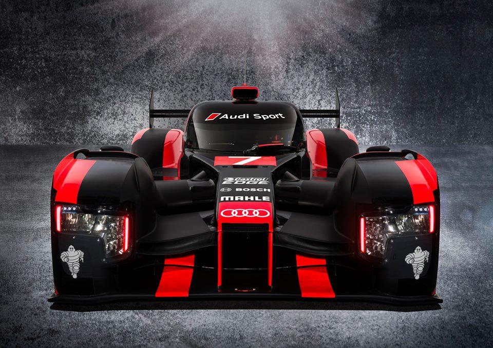 2016 Audi R18 LMP1 Car for FIA WEC