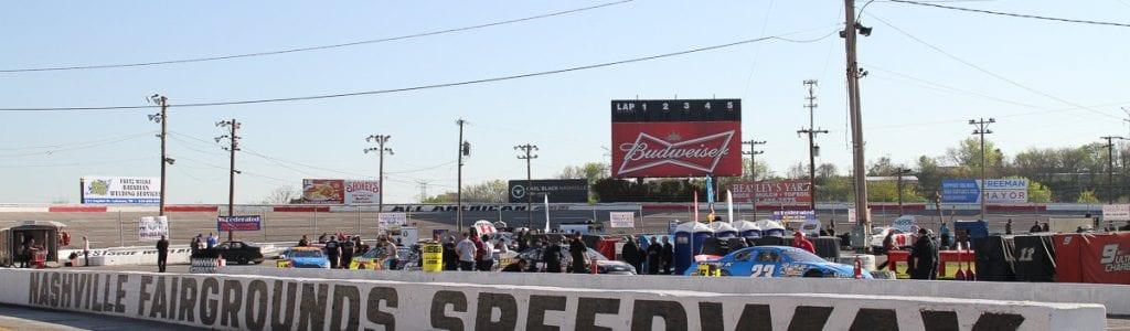 ARCA Returns to Nashville Fairgrounds Speedway