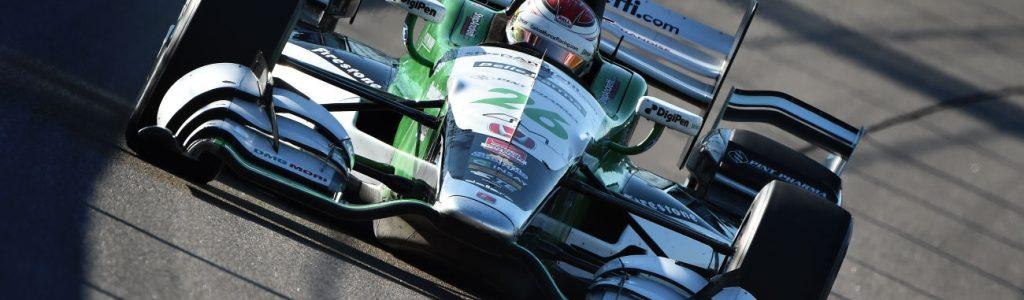Carlos Munoz Returns to Andretti Autosport for 2016 Indycar Season