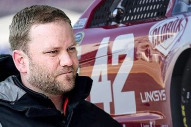 Chad Johnston New Crew Chief for Kyle Larson in 2016