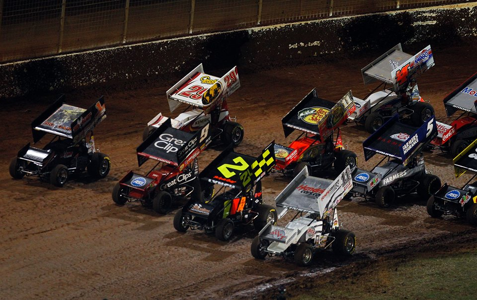 Dusty Zomer Wins Wild World of Outlaws Sprint Car Series World Finals Night One