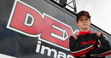 Harrison Burton to Drive for HScott Motorsports Full Time