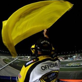 Invisible NASCAR Debris Cautions Are A Problem