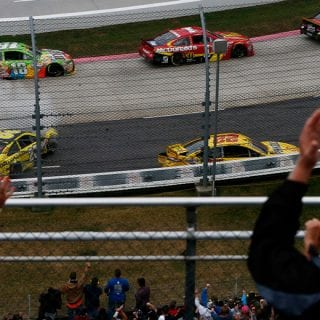 NASCAR Suspends Matt Kenseth For Martinsville Actions