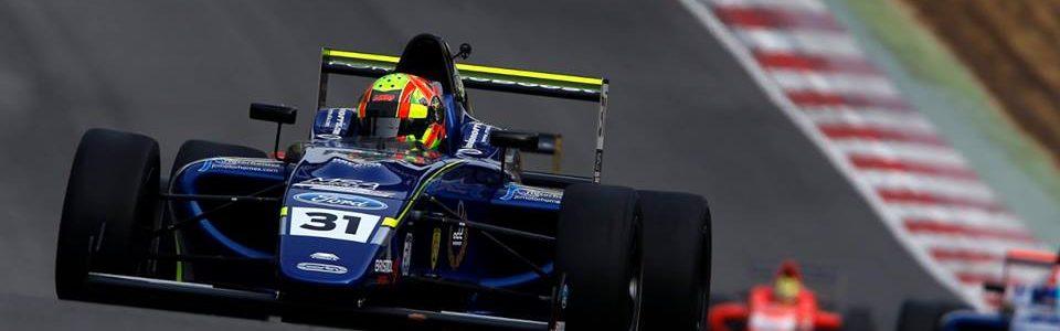 Lando Norris 2015 MSA Formula Champion