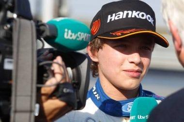 Lando Norris Driver Profile of 2015 MSA Formula Champion