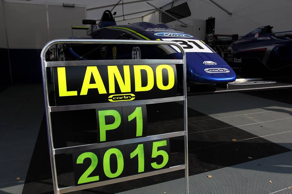 Lando Norris Profile of 2015 MSA Formula Champion