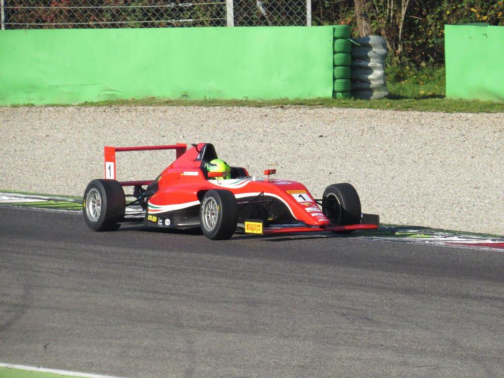 Mick Schumacher Son of Michael Schumacher Ferrari F1