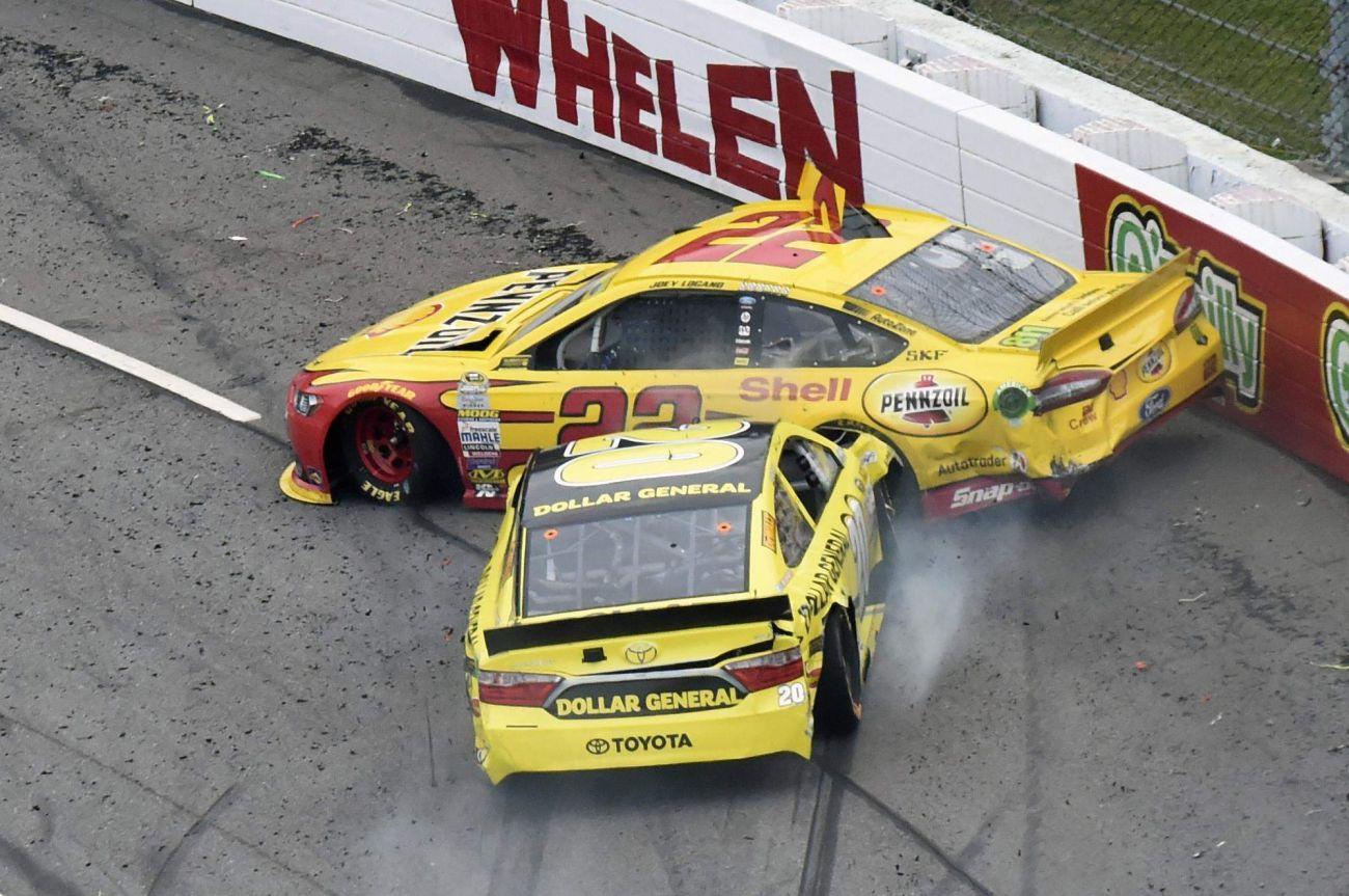 NASCAR Brian France Comments on Matt Kenseth Suspension