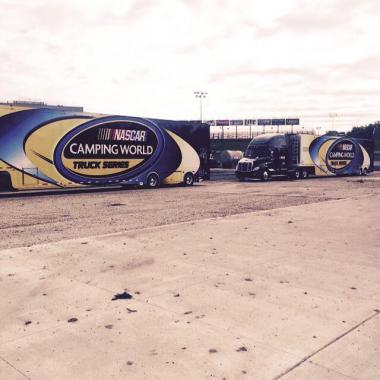 NASCAR Truck Series Signs with Eldora Speedway Through 2020