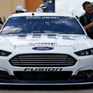 No Ford Battling in Ford Championship Weekend