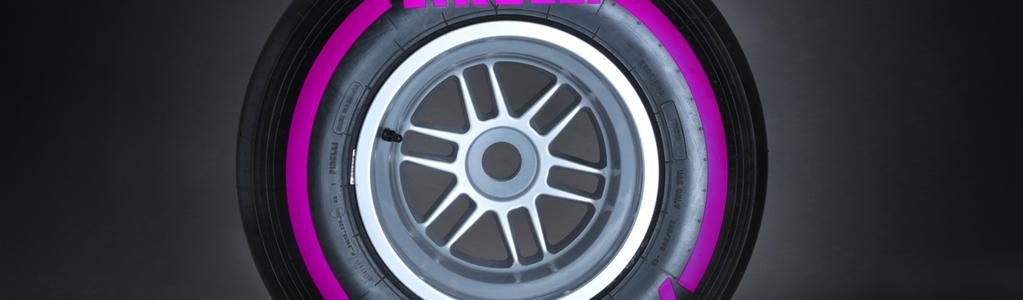Pirelli UltraSoft Tire Coming to F1 in 2016
