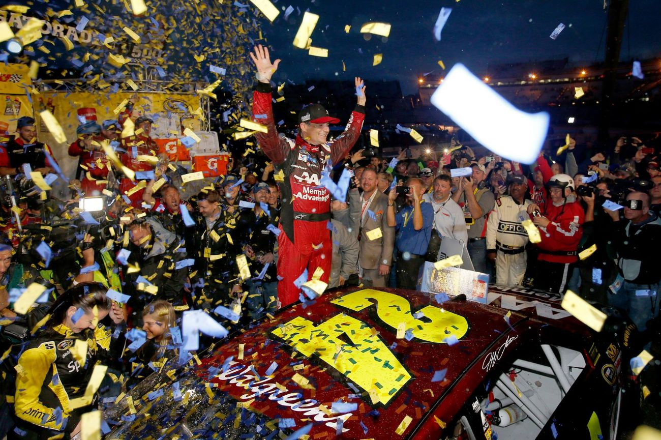Rick Hendrick says It's Truly Final Race For Jeff Gordon after Martinsville Speedway Win