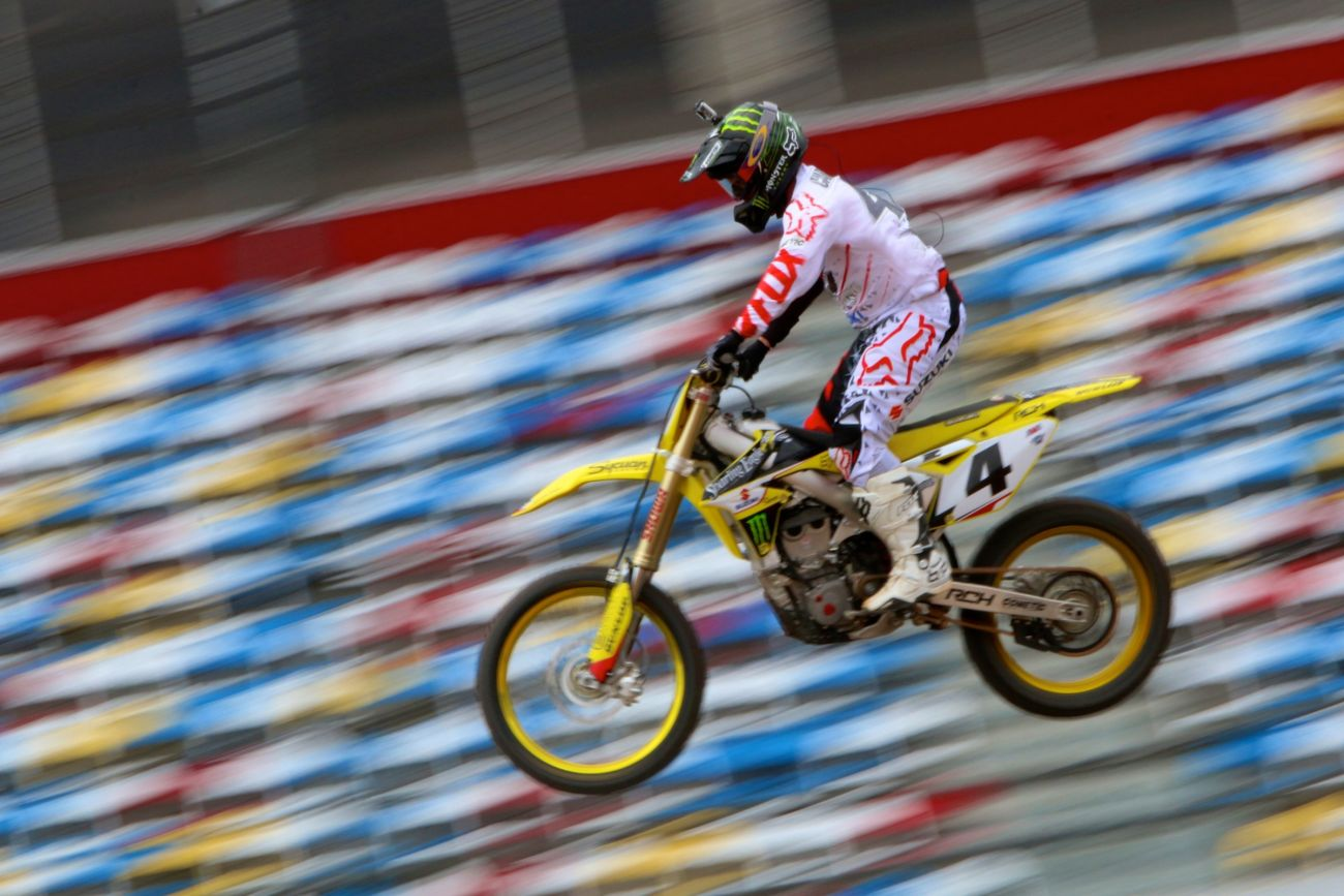 Ricky Carmichael and Chad Reed Come Out of Retirement to Race Each Other in Australia