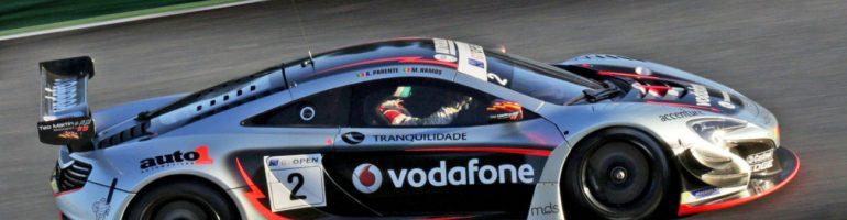 Teo Martin Motorsports McLaren 650S GT3 Claim 2015 GT Open Championship