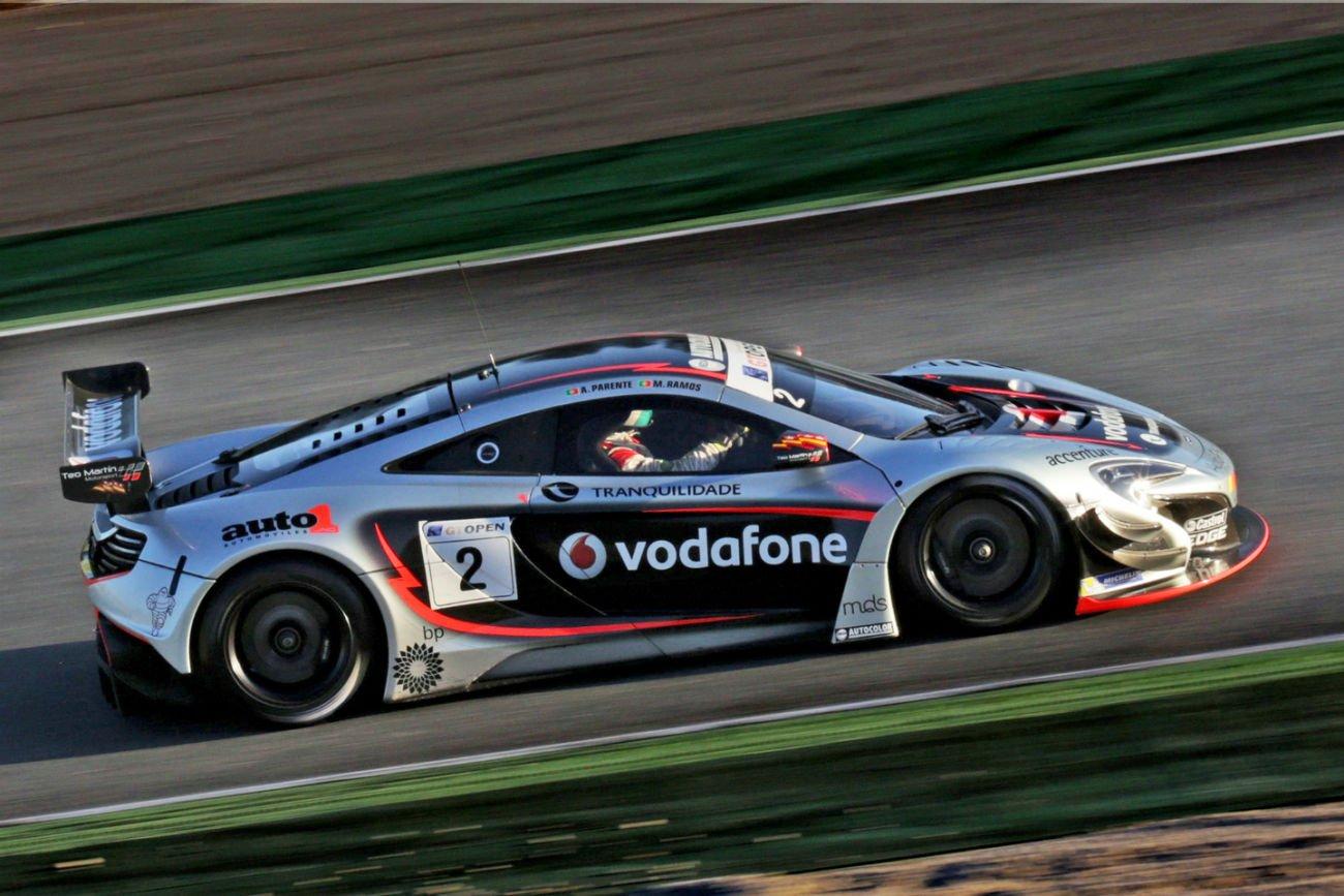 Teo Martin Motorsports and McLaren 650S GT Open Photos
