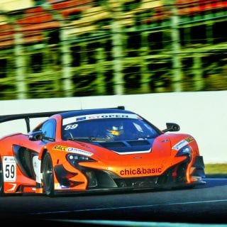 Teo Martin Motorsports and McLaren 650S International GT Open Photo