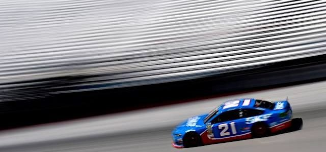 Wood Brothers Racing Full Time Racing in 2016