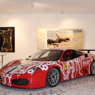 2007 Ferrari Artist Car