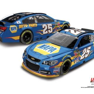 2015 Most Popular NASCAR Diecast Cars - Chase Elliott Diecast