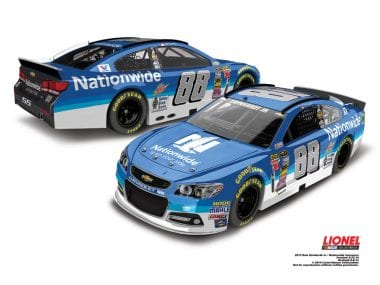 2015 Most Popular NASCAR Diecast Cars - Dale Earnhardt Jr Diecast