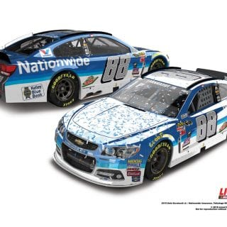 2015 Most Popular NASCAR Diecast Cars - Dale Earnhardt Jr Talladega Win Diecast