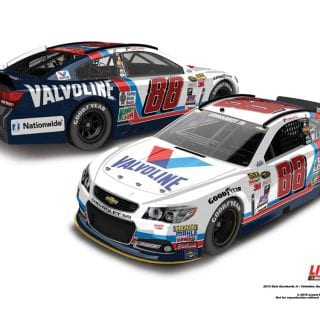 2015 Most Popular NASCAR Diecast Cars - Dale Earnhardt Jr Valvoline Darlington Diecast