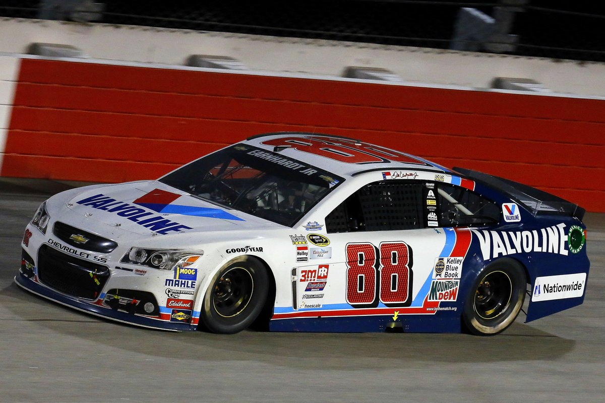 2015 Most Popular NASCAR Diecast Cars - Dale Earnhardt Jr Valvoline Darlington Raceway Diecast