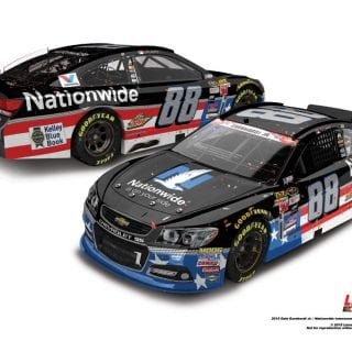 2015 Most Popular NASCAR Diecast Cars - Dale Jr Daytona Win Diecast