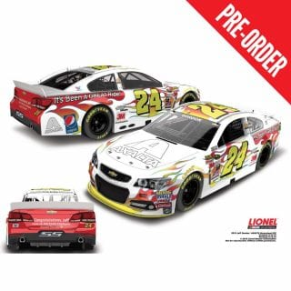 2015 Most Popular NASCAR Diecast Cars - Jeff Gordon Final Race Diecast
