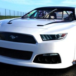 2016 Euro Series Ford Mustang Photos