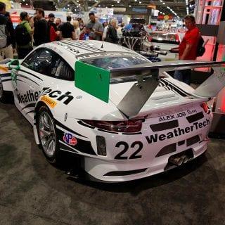 2016 WeatherTech Racing Porsche 911 Photos